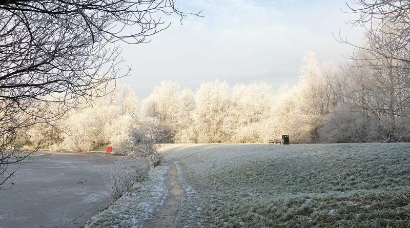 Как да ходим на лед заледено и сняг