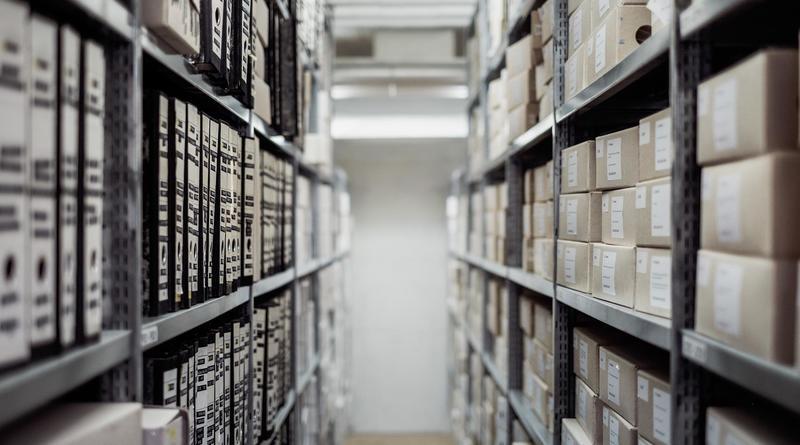 архивно съхранение на документи