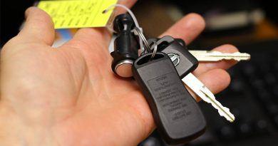 видове автомобилни ключове