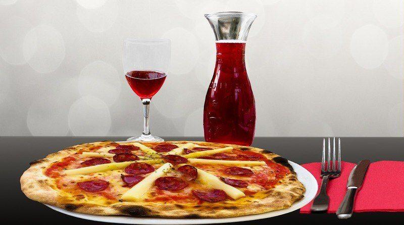 Хранатa в Италия