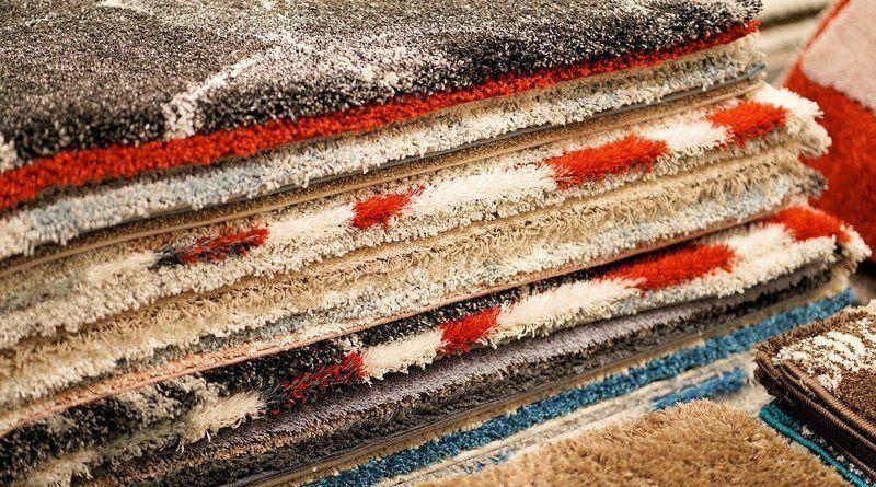 Орнаменти на килими - видове